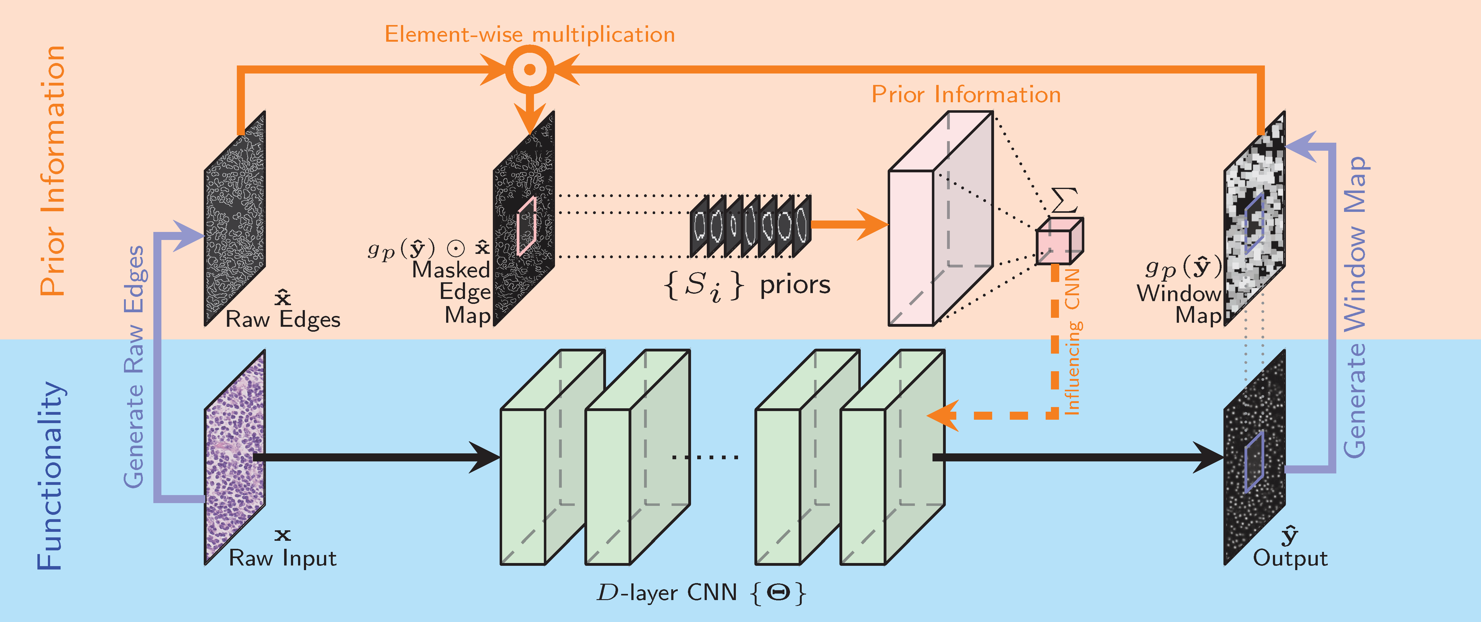T/SP-CNN - Shape Priors with Convolutional Neural Networks